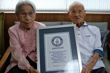 80 Tahun berumah tangga, pasangan ini ungkap rahasia keharmonisannya