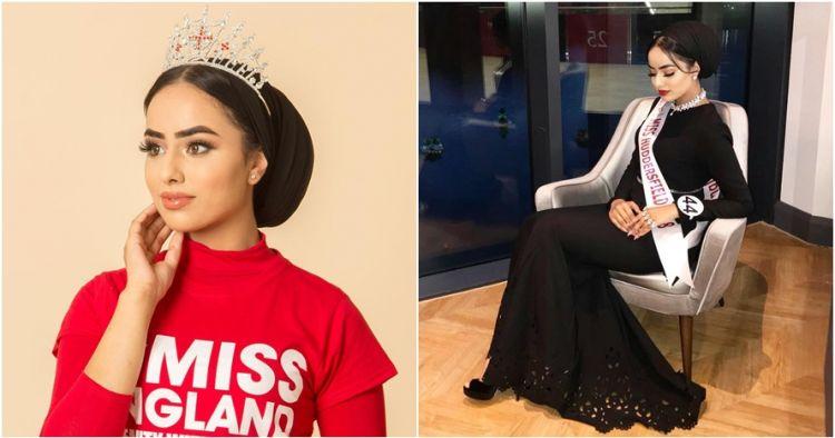 10 Gaya Sara Iftekhar, finalis Miss England pertama yang pakai turban