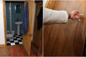 Pria ini temukan pintu rahasia di apartemen barunya, isinya serem abis