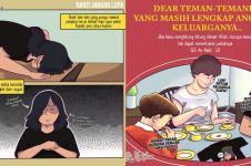 7 Komik strip ini penuh pesan religius, bikin sanubarimu adem