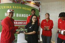 Perusahaan ojek ini beri layanan gratis untuk juara Asian Games 2018