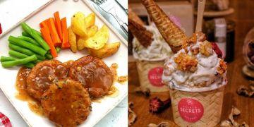 6 Olahan tempe kekinian yang bikin penasaran, dari steak hingga gelato