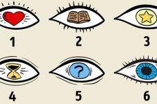 9 Gambar di dalam mata yang kamu pilih ini bisa ungkap sifat aslimu
