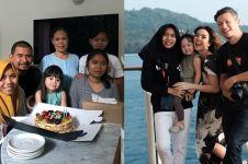 6 Momen bahagia Gading, Gisel dan Gempi rayakan ultah Koneng
