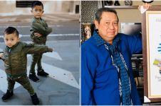 Aliya Rajasa ungkap tingkah polos 2 anaknya di ulang tahun SBY