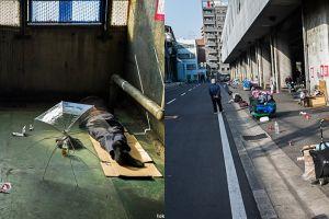10 Potret miris Kamagasaki, kota yang dihilangkan dari peta Jepang