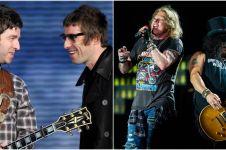 7 Band rock ini personelnya saling benci satu sama lain, kenapa ya?