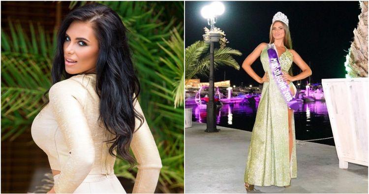 Sabet mahkota Miss Silicone, begini 10 gaya seksi Anna-Maria Cherneva
