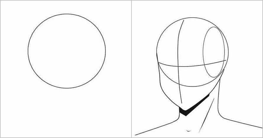 9 Langkah melukis wajah orang dengan mudah ini endingnya bikin emosi