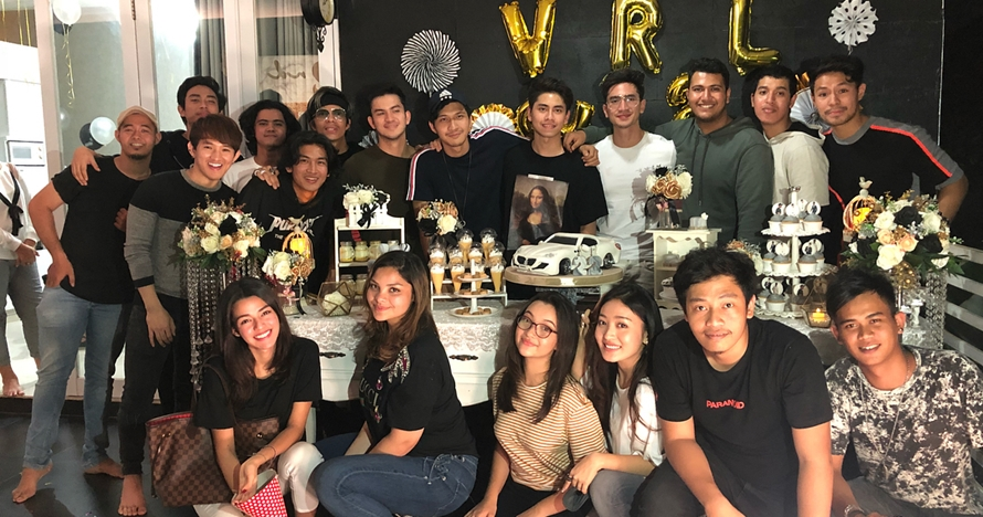 Genap berusia 22 tahun, begini 9 momen ulang tahun Verrell Bramasta