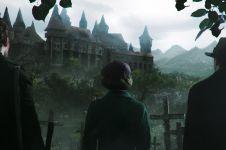 5 Fakta seram Kastil Corvin lokasi film The Nun, dikenal rumah drakula