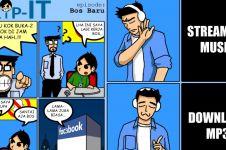 7 Komik strip soal dunia IT ini bikin kamu ngakak banget