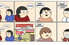 7 Banyolan receh dari komik strip ini bakal bikin kamu nostalgia