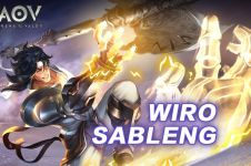 Wiro Sableng jadi hero lokal pertama di AOV, begini review para gamers