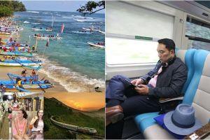 Ridwan Kamil akan bangun 4 jalur kereta, menuju Jawa Barat mirip Eropa