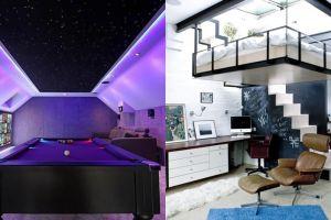 10 Desain ruangan unik ini bikin tampilan rumah kamu antimainstream