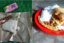 9 Potret menu makanan ngawur ala orang Indonesia bikin ngakak