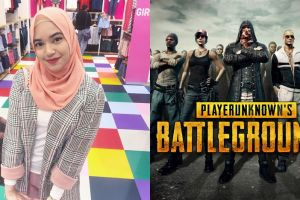 Citra Cantika, hijaber yang jago main PlayerUnknown's Battlegrounds