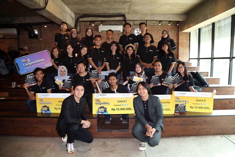 Para anak muda ini menyuarakan keberagaman Indonesia lewat vlog, keren