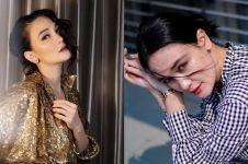 Baru putus cinta, Luna Maya diajak liburan bareng Ayu Dewi ke Bangkok