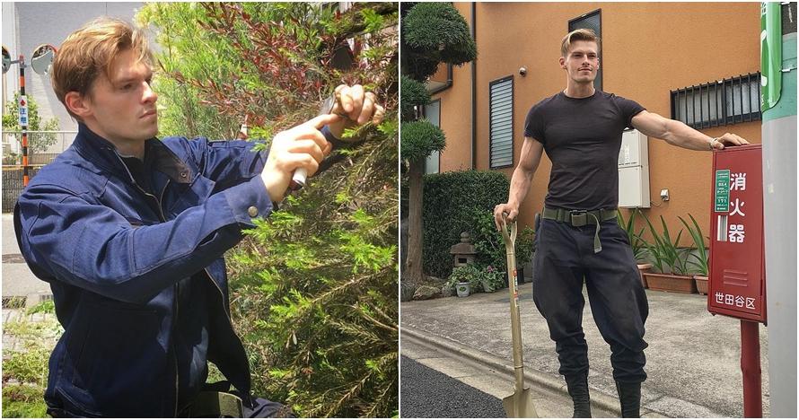 Demi jadi tukang kebun di Jepang, pria ini rela pindah kewarganegaraan