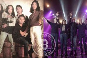 Potret 10 gaya band Tanah Air 90-an dulu dan sekarang, awet banget