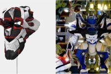 10 Sneakers bermerek ini diubah jadi patung, hasilnya bikin takjub