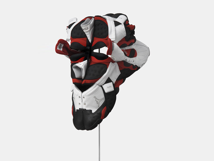 sneaker patung © 2018 brilio.net berbagai sumber