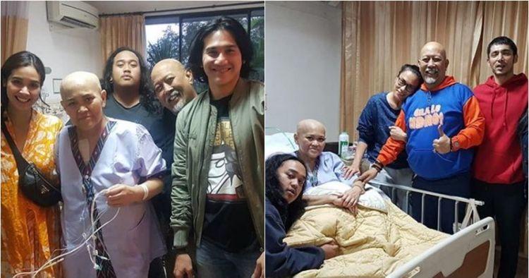 10 Kondisi terkini istri Indro Warkop yang idap kanker paru-paru