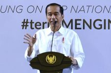 Hadiri acara internasional, Jokowi hentikan pidato saat mendengar azan