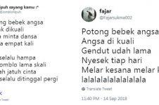 Beda dengan Fadli Zon, 9 pelesetan Potong Bebek Angsa ini bikin ngakak