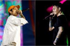 10 Beda gaya panggung Young Lex dan Reza Arap, mana idolamu?