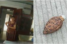 Nenek ini baru sadar beri granat untuk mainan cucunya selama 3 tahun