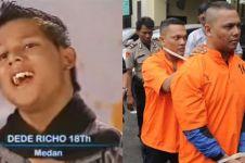 5 Fakta Dede Richo, finalis Idol yang terlibat kejahatan bobol mobil