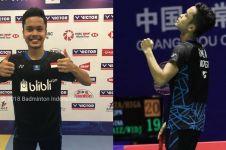 Melaju di China Open, ini kunci Ginting kalahkan unggulan pertama