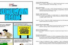 7 Komik strip ini beberkan hukuman fisik di dunia pendidikan