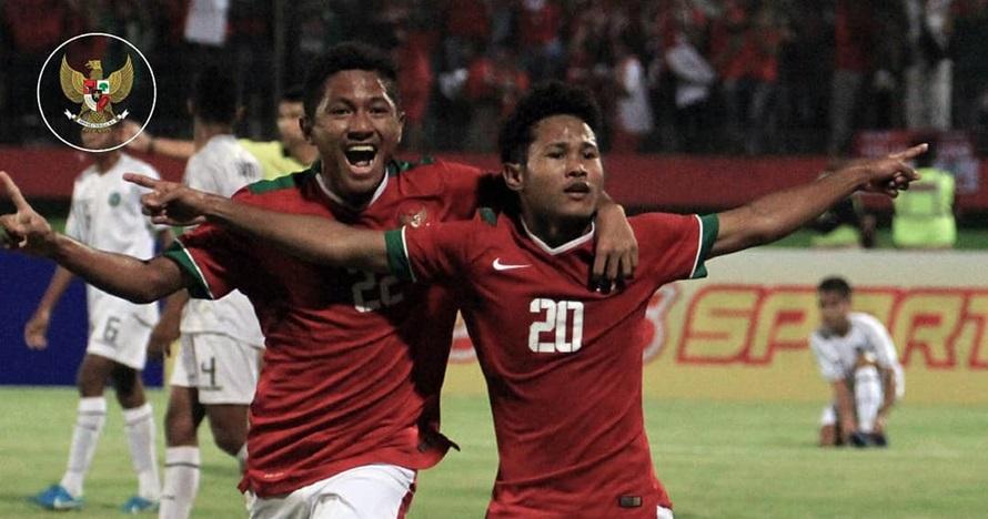 Luar biasa, Timnas Indonesia U-16 kalahkan Iran