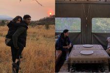 9 Momen intim liburan Jessica Iskandar & Richard di Afrika Selatan