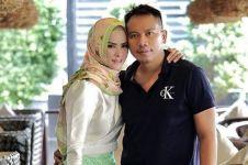5 Drama yang mewarnai pernikahan Angel Lelga & Vicky Prasetyo