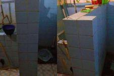 Desain 8 kamar mandi ini unik bin ajaib, kamu bisa cari keanehannya?