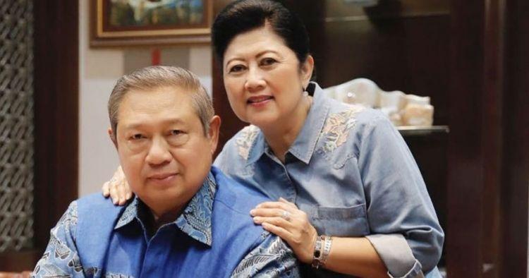 Pamer foto 44 tahun lalu, wajah Ani Yudhoyono bikin pangling