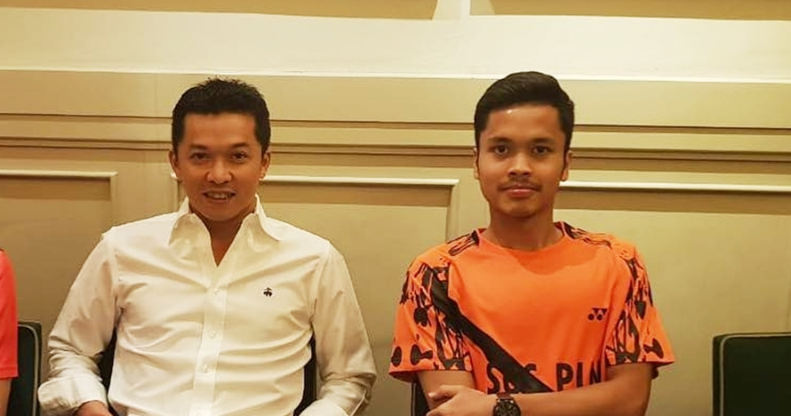 Ginting juara China Open 2018, begini pujian dari Taufik Hidayat