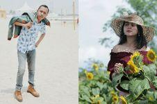 Ini 9 pesona calon istri Furry Setya 'Mas Pur', berprofesi reporter TV