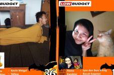 10 Cosplay low budget orang Indonesia ini absurdnya bikin ngakak abis