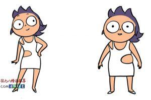 8 Komik ini gambarkan ekspektasi vs realita pakai baju kekinian