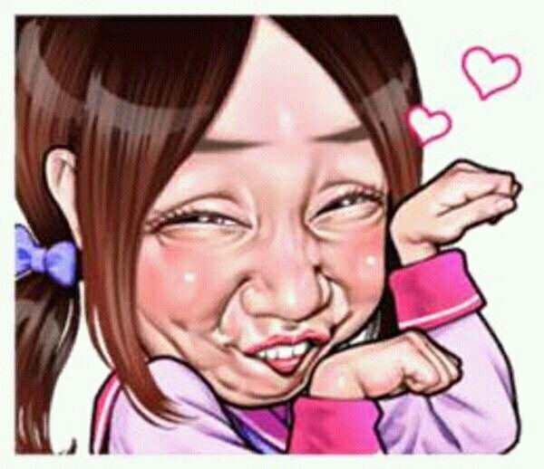 ilustrasi sindir cewek selfie © pinterest