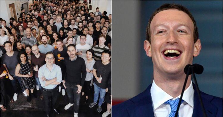 2 Pendiri Instagram mundur, kabarnya berselisih dengan Mark Zuckerberg