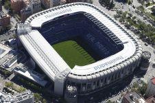 Dianggarkan Rp 9 triliun, ini 8 rupa desain baru stadion Real Madrid