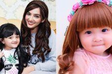 Gaya menggemaskan 5 anak seleb saat pakai wig, siapa favoritmu?
