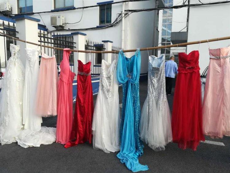 Pria ini nekat mencuri 73 gaun pengantin, alasannya bikin mewek